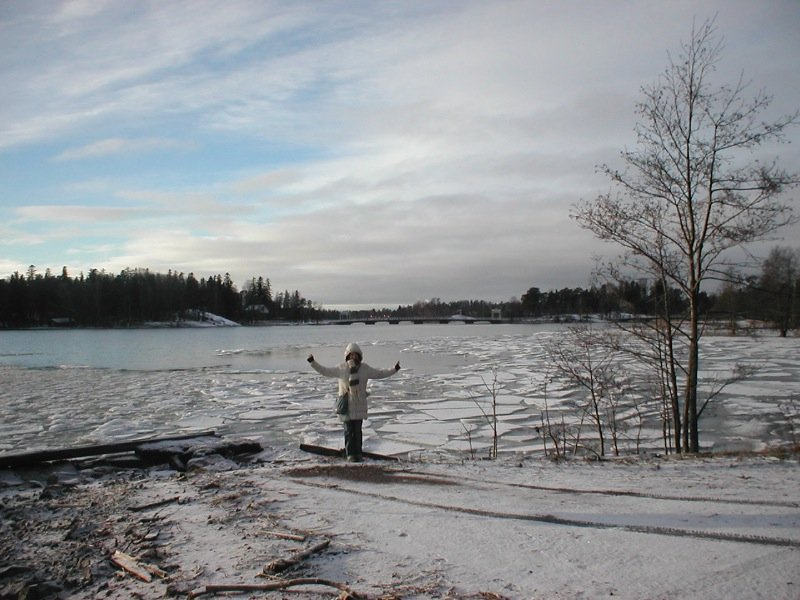 Winter in Finland!