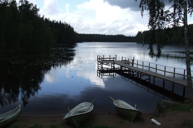 Finnish Lake