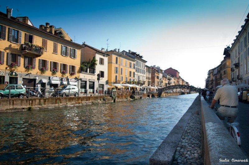 Milano Navigli Photo