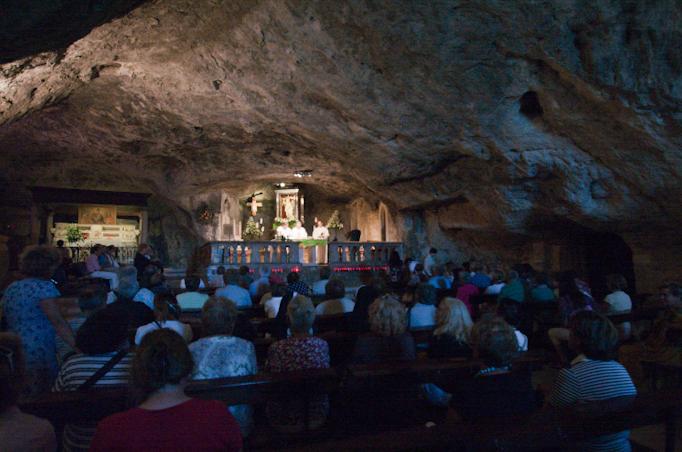 Monte Sant'Angelo San Michele Arcangelo Sanctuary