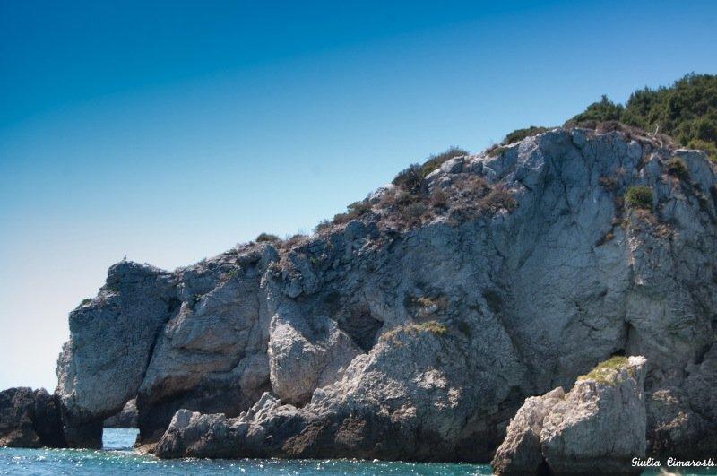"""""""The Elephant Rock"""", Tremiti Islands, Italy"""
