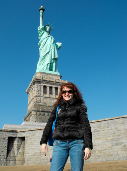 Statue of Liberty, New York City, 2009