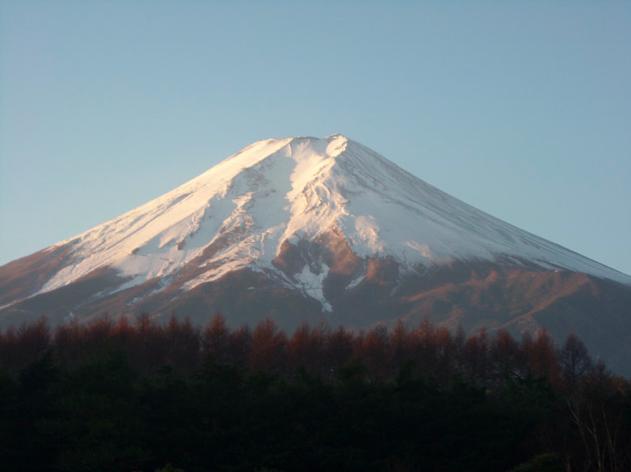 Mount Fuji, pure beauty