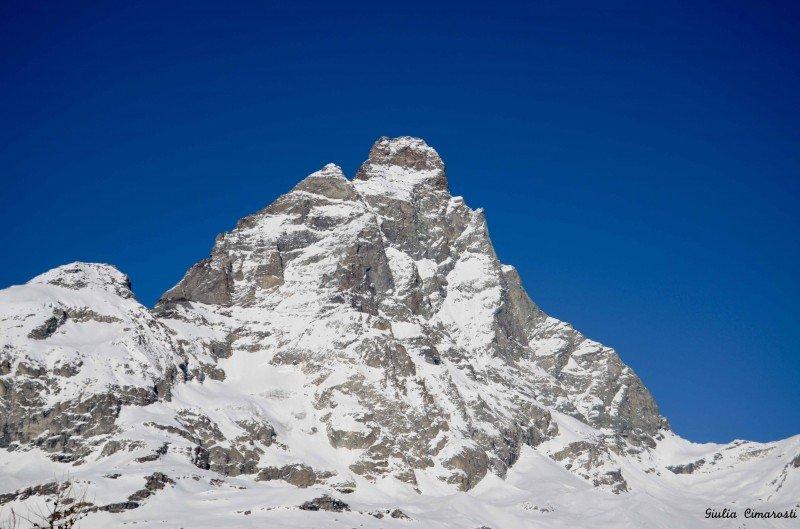 Breuil-Cervinia, Italian Alps: Mount Cervino, Matterhorn, La Gran Becca