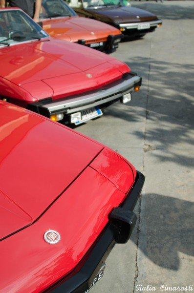 FIAT vintage cars
