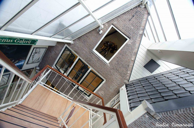 Sexmuseum Amsterdam - inside