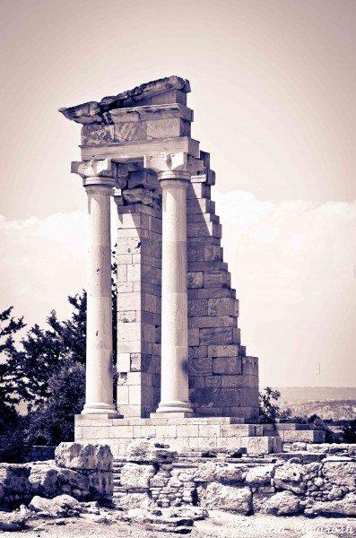 Temple of Apollo Hylates, Cyprus