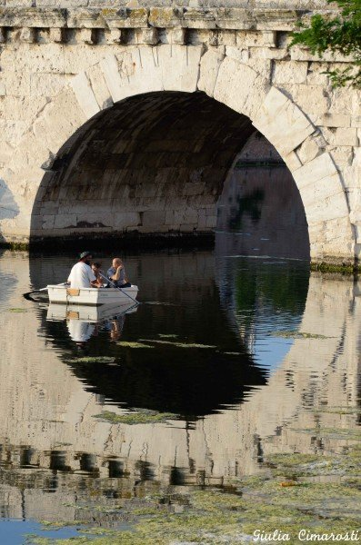 Bridge of Tiberius, Rimini