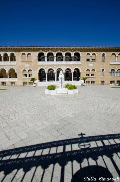 The archbishopric of Nicosia