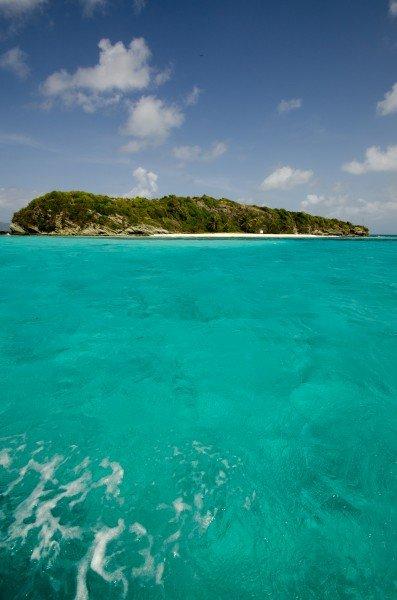 Tobago Keys, again. That water!