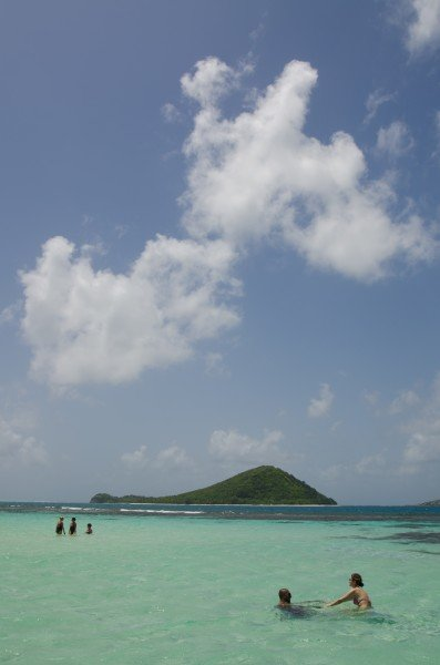 Tobago Cays... can it get more romantic than this?