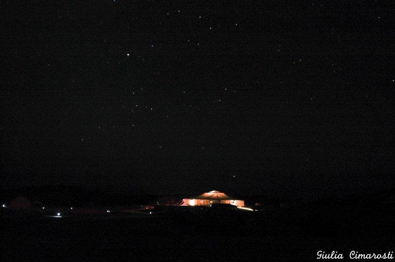 Wadi Gamal by night