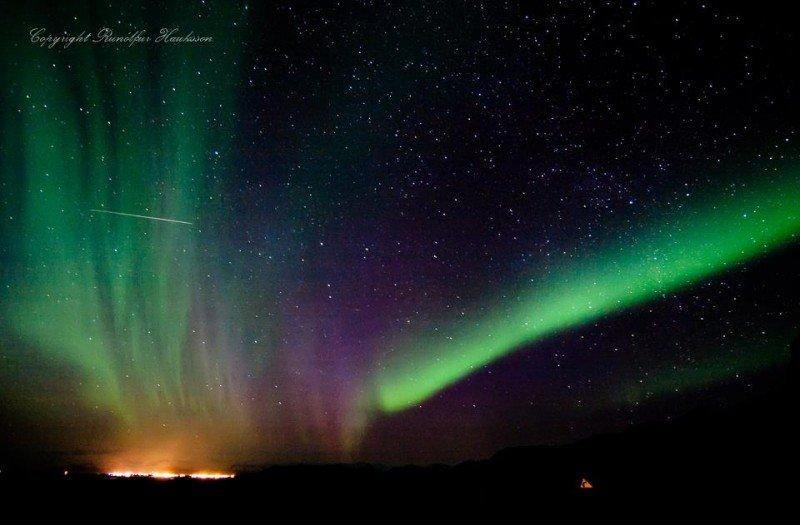 Aurora: amazing photography by Runólfur Hauksson