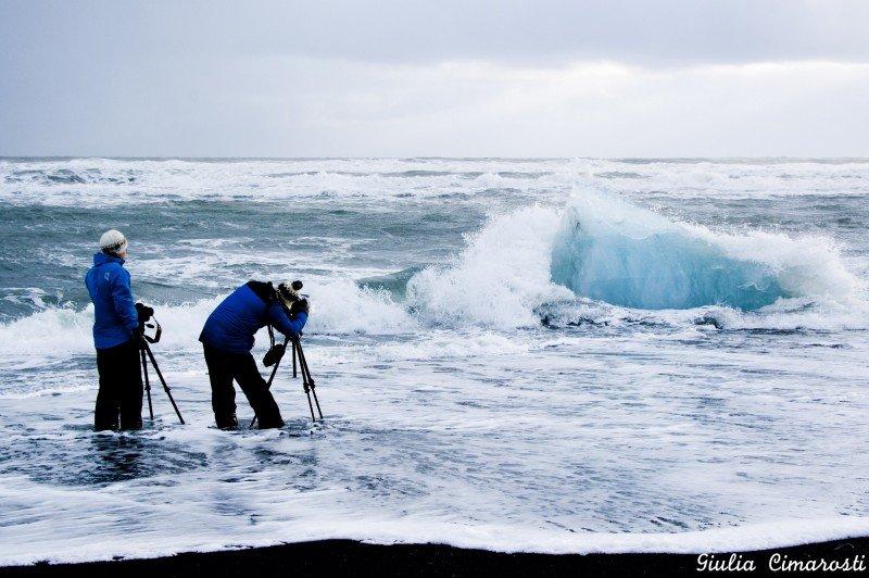 Brave photographers