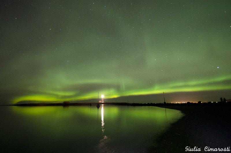 Where To See The Northern Lights In And Around Reykjavik