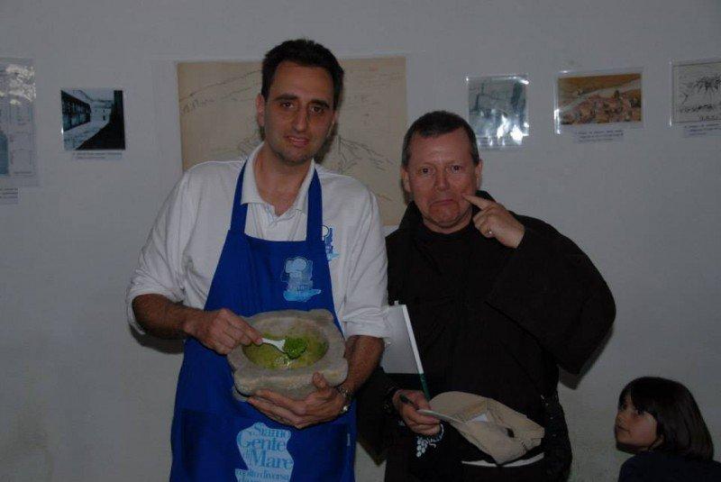 Roberto's pesto was definitely the best...