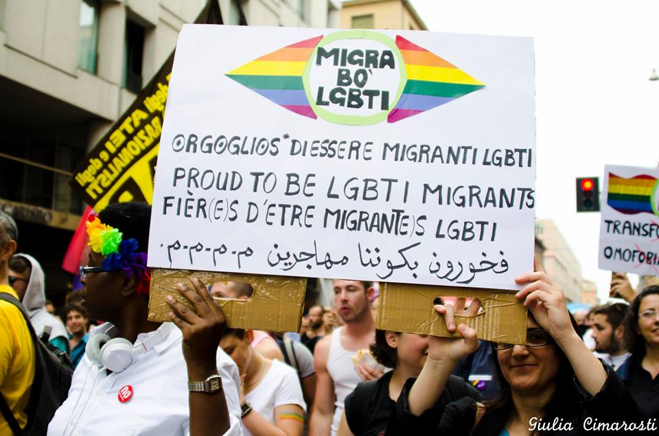 What going to Gay Pride parades around the world taught me