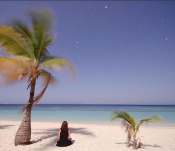Stargazing in Roatan Honduras