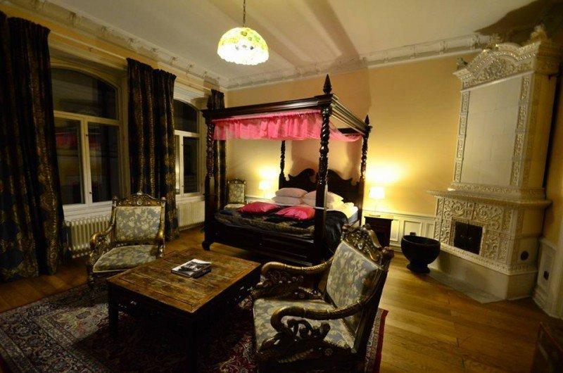 My incredible Junior Suite at Hotel Hellsten, Stockholm, Sweden - #BalticTR