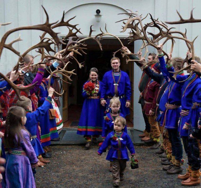 Sami people of Sweden. Photo © Edoardo Miola