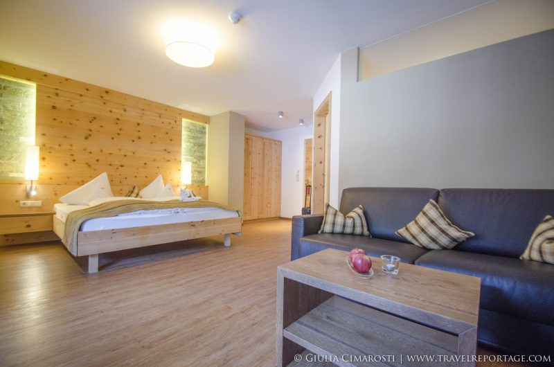 Vinschgau Valley - My Junior Suite at Hotel Schulerhof