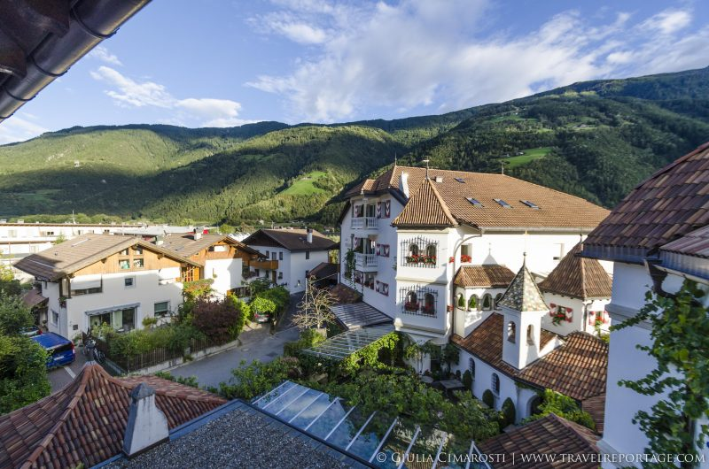 Vinschgau Valley - Hotel Schulerhof in Plaus