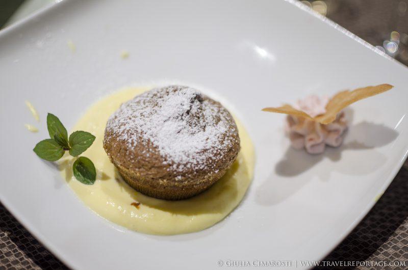 Hotel Schulerhof, Chocolate cake