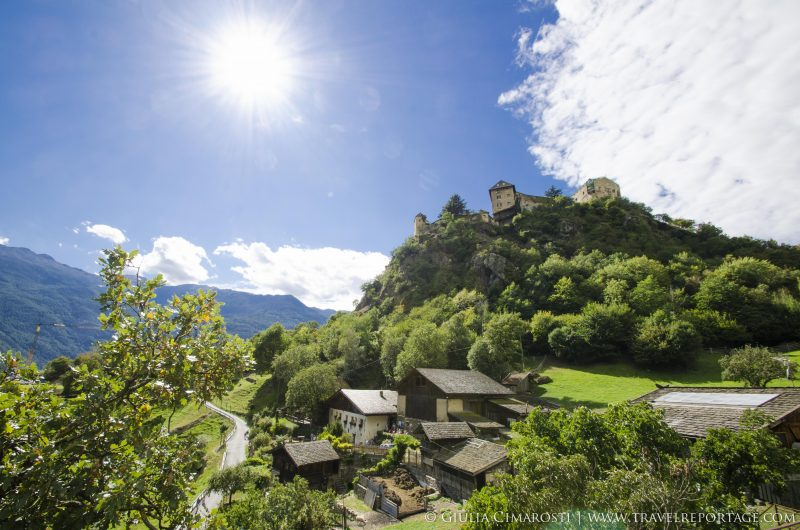Juval Castle and Reinhold Messner's residence