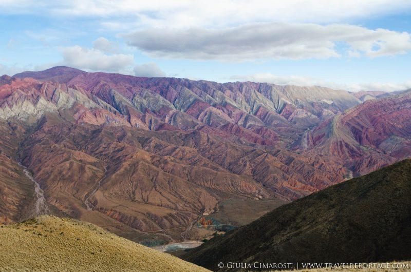 "The Hornocal, or ""Cerro dos 14 colores"""