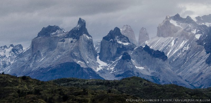 Hornos and Torres del Paine