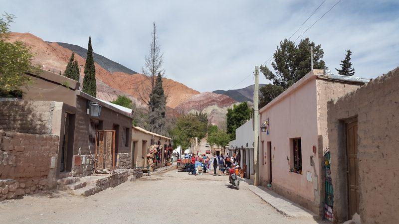 Familia Garcia, accommodation in Purmamarca
