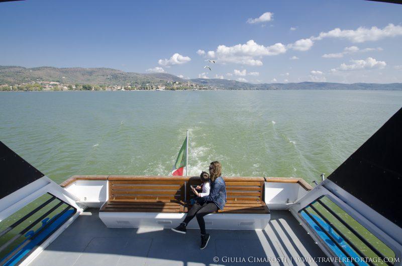 Ferry to Isola Maggiore from Passignano