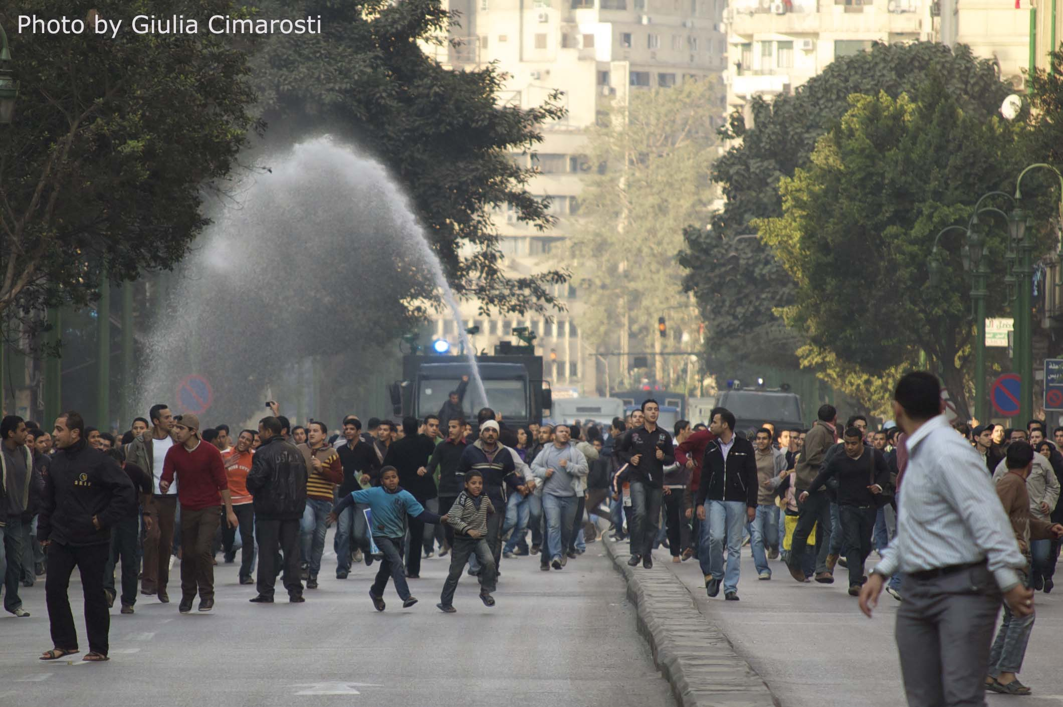 "Jan 25, 2011: Egypt's ""Revolution day"""