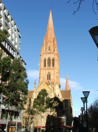 St Pauls Cathedral Melbourne