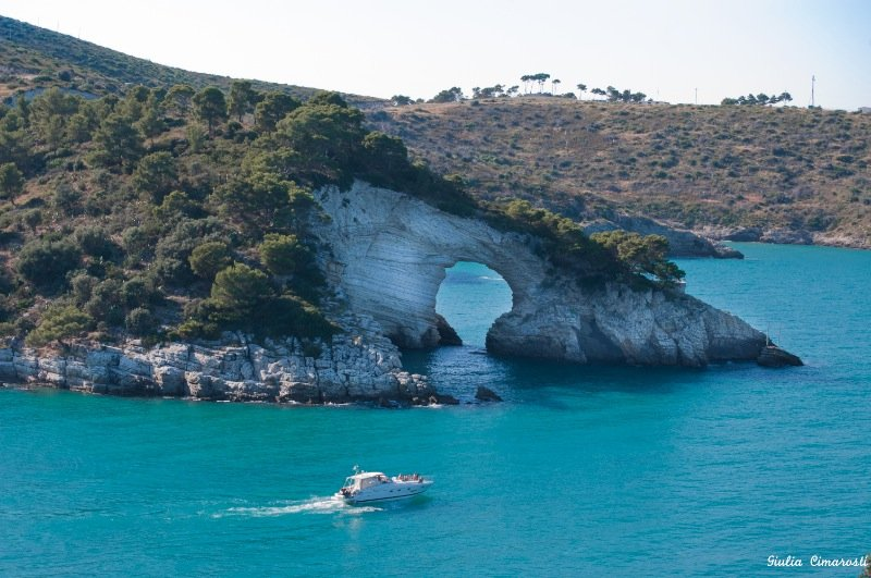 Gargano sea caves: photo essay