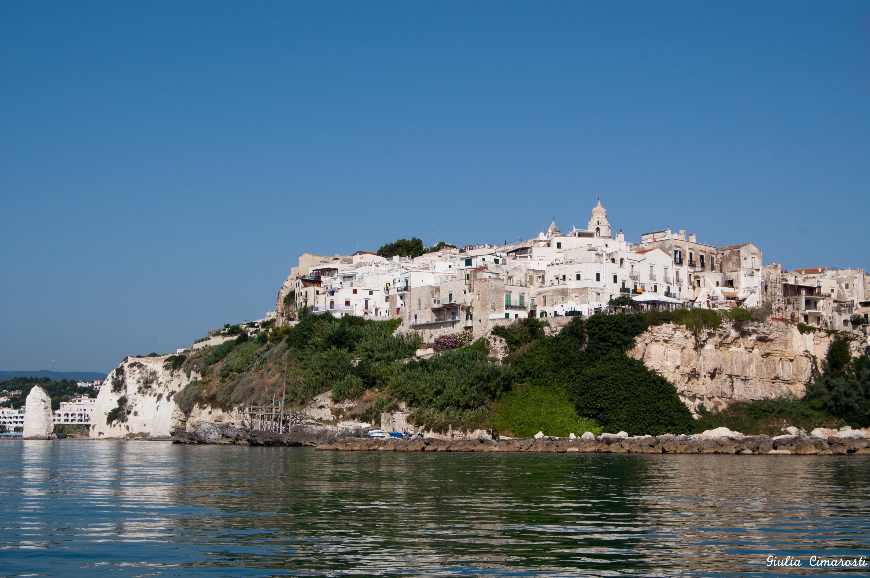 Vieste, Apulia, Italy