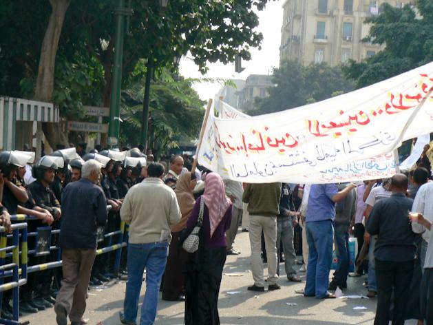 Qasr-el-Einy-protest-Cairo-parliament
