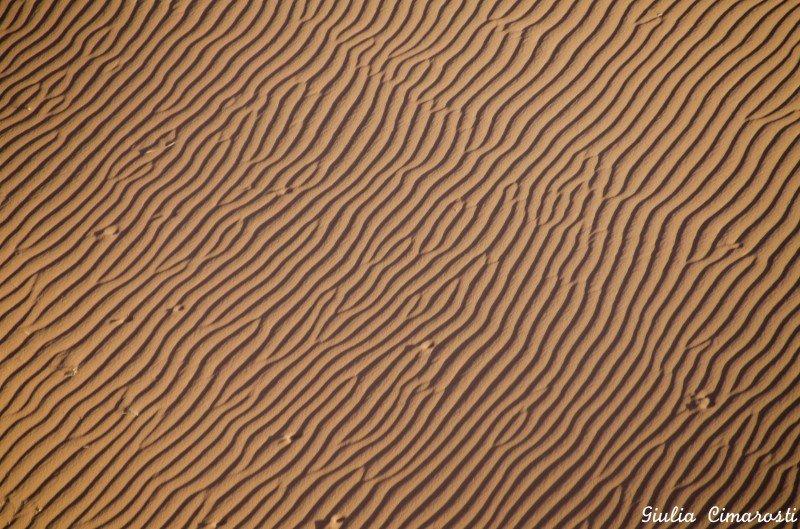 A maze, an optical illusion