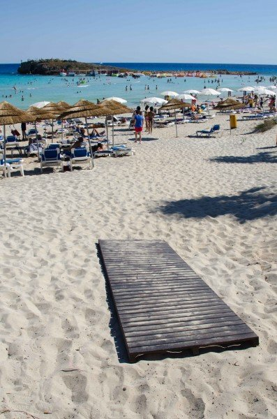 Ayia Napa, Nissi Beach