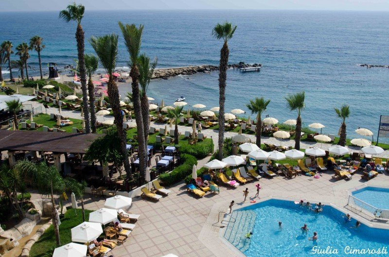 Pafos: Alexander the Great Hotel
