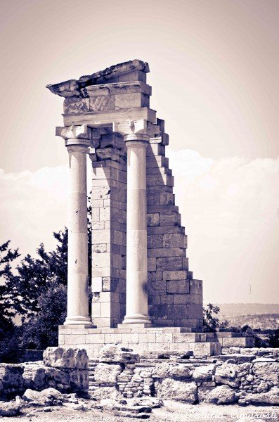 Apollo Hylates Temple, Cyprus