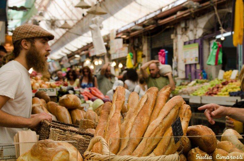 Yahane Mehuda Market, Jerusalem