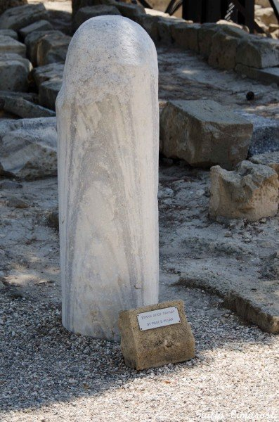 Saint Paul's Pillar, Cyprus