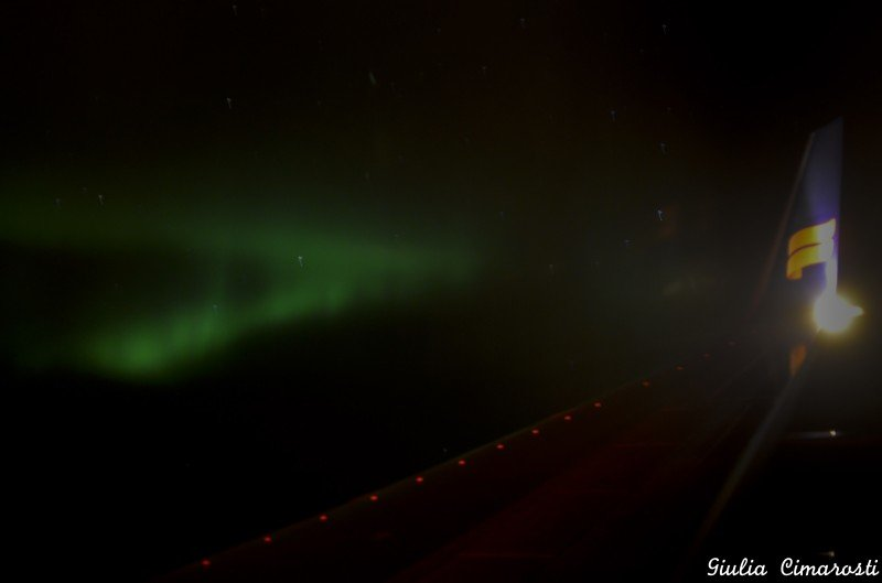 Bad aurora pic, big emotion