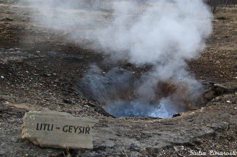 Litli Geysir