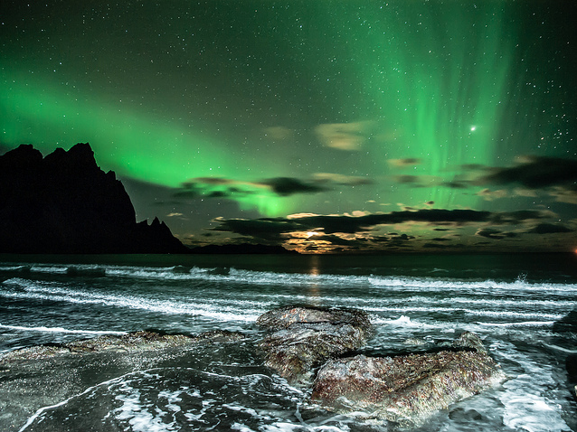 Traveling with the Aurora Photo Guide in Iceland