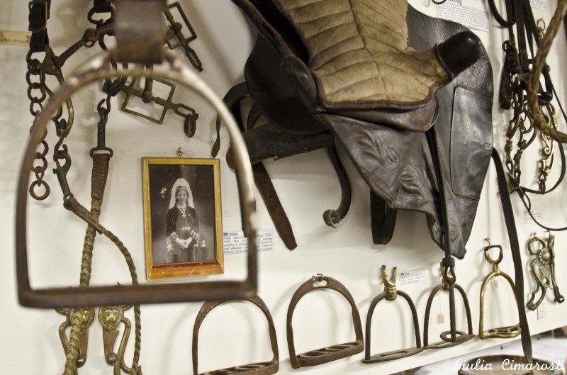 Inside the Skogar Folk Museum