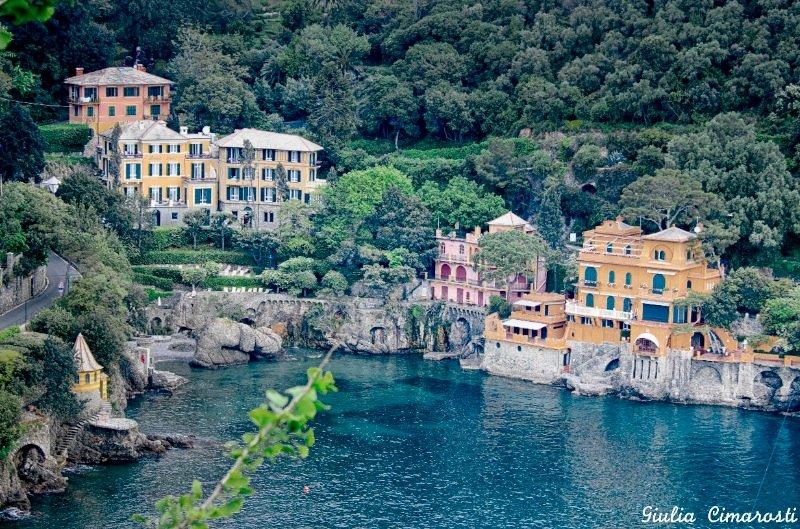 Villa Mondadori, Portofino