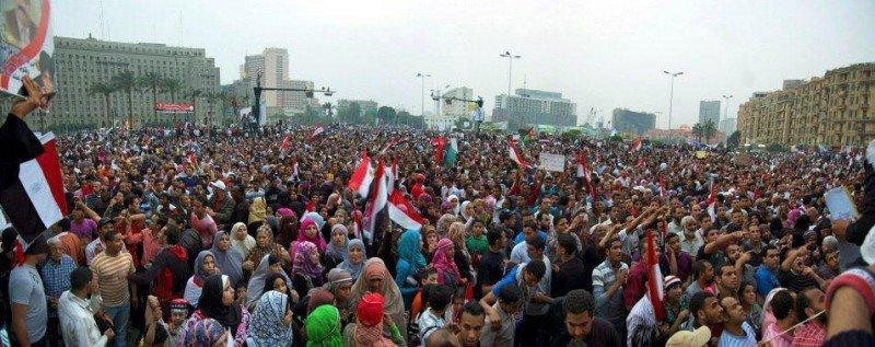 Tahrir Square, Cairo