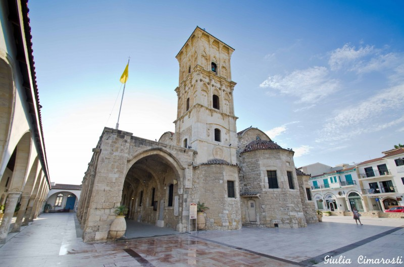 Ayios Lazaros Church in Larnaca, Cyprus
